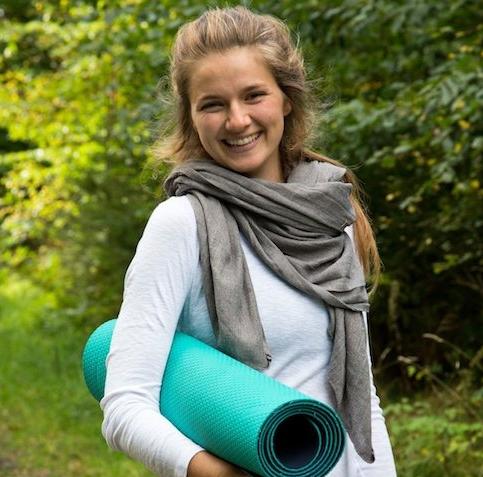 yin yoga bornholm, yoga hold